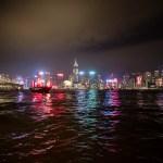 A Symphony of Lights Victoria Harbor, Hong Kong