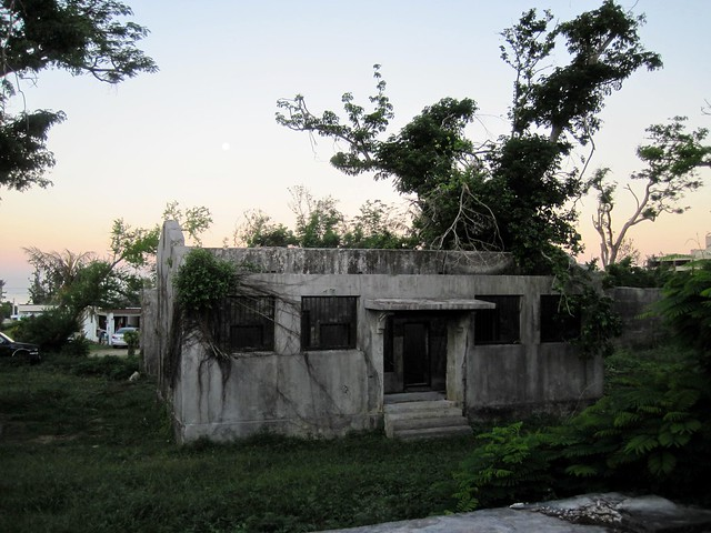 Picture from the Old Japanese Jail on Saipan