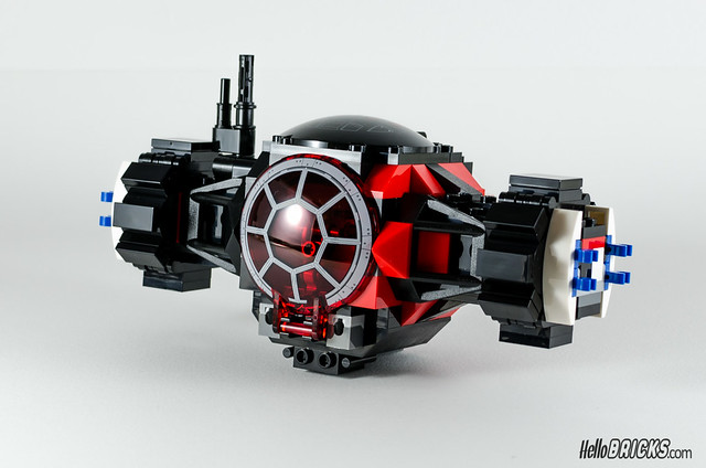 REVIEW LEGO 75101 Star Wars First Order Special Forces TIE Fighter