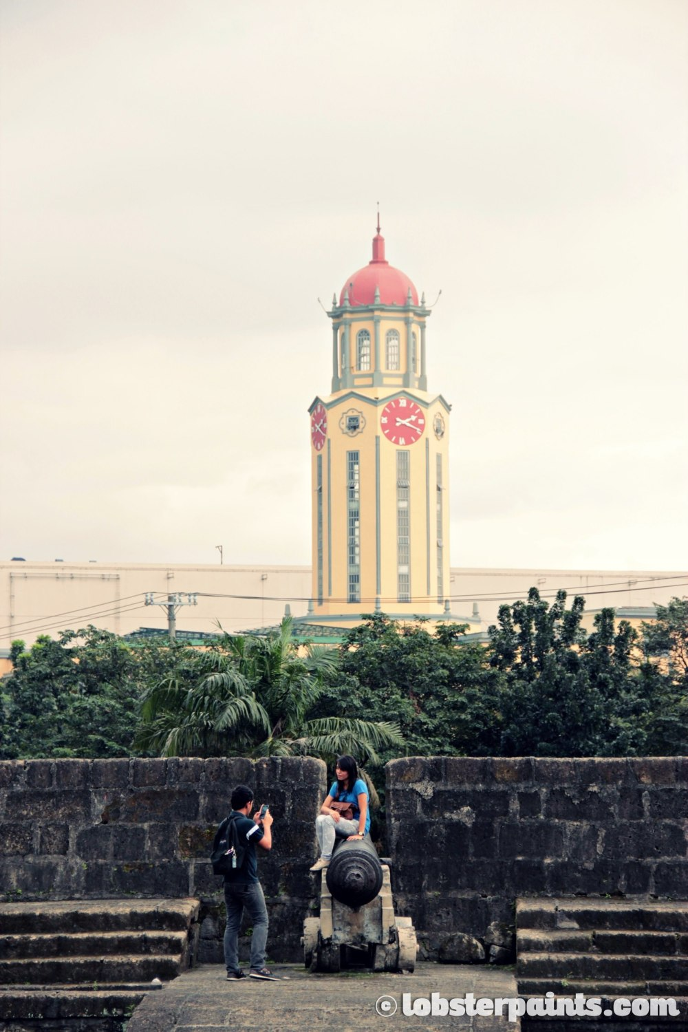 Fort Santiago & Intramuros | Metro Manila, Philippines