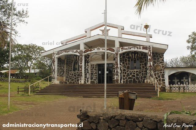 Iglesia Católica de Rapa Nui - Isla de Pascua