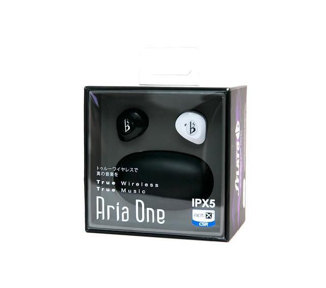 最小!真無線、真音樂!fFLAT5 Aria One 無線可通話藍牙耳機 @3C 達人廖阿輝