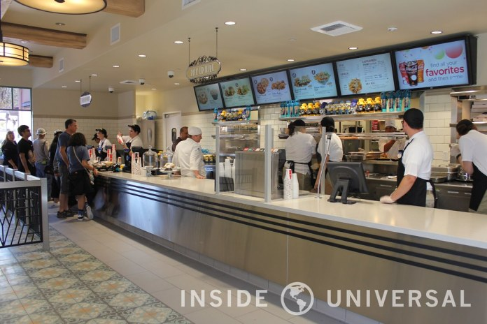 Hollywood and Dine is now open