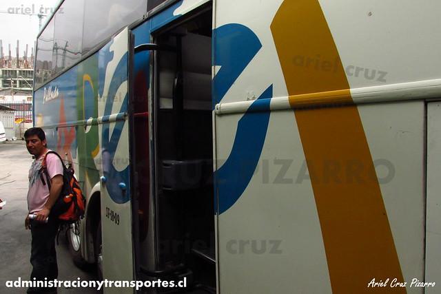 Pullman Carmelita - Antofagasta - Busscar Jum Buss 400T / Mercedes Benz (SF1809) (63)