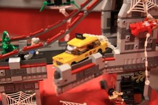 LEGO Marvel 76057 Spider-Man Web Warriors Ultimate Bridge Battle 3