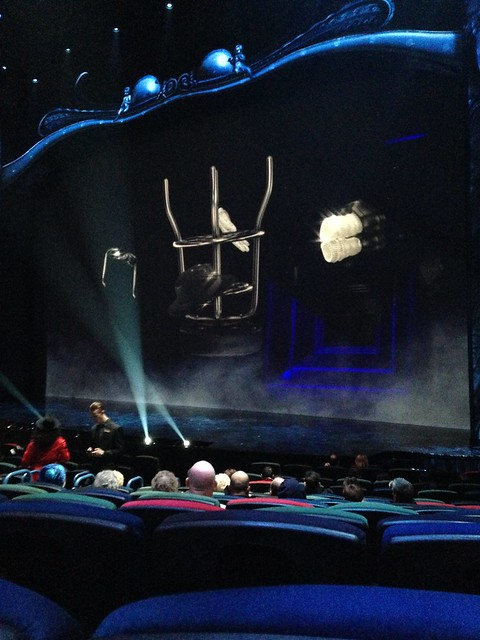 Michael Jackson Cirque du Soleil Show, Las Vegas NV