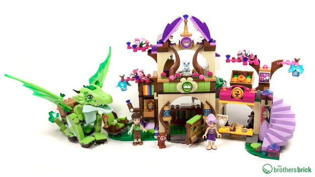 LEGO Elves Archives | The Brothers Brick | The Brothers Brick