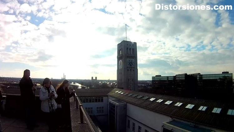 Munich desde la azotea del Deutsches Museum