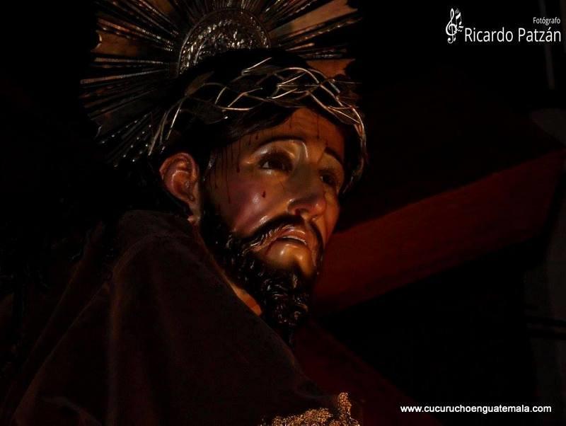Jesús Nazareno del Aposento, Mixco