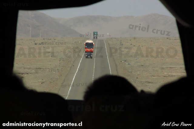 Ruta 5 Norte - Desierto de Atacama