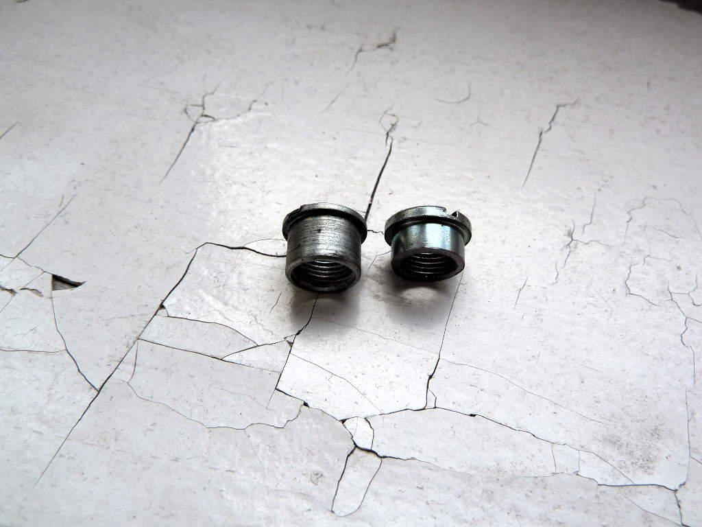 Kettenblattschrauben gekürzt / shortenende chain ring screws