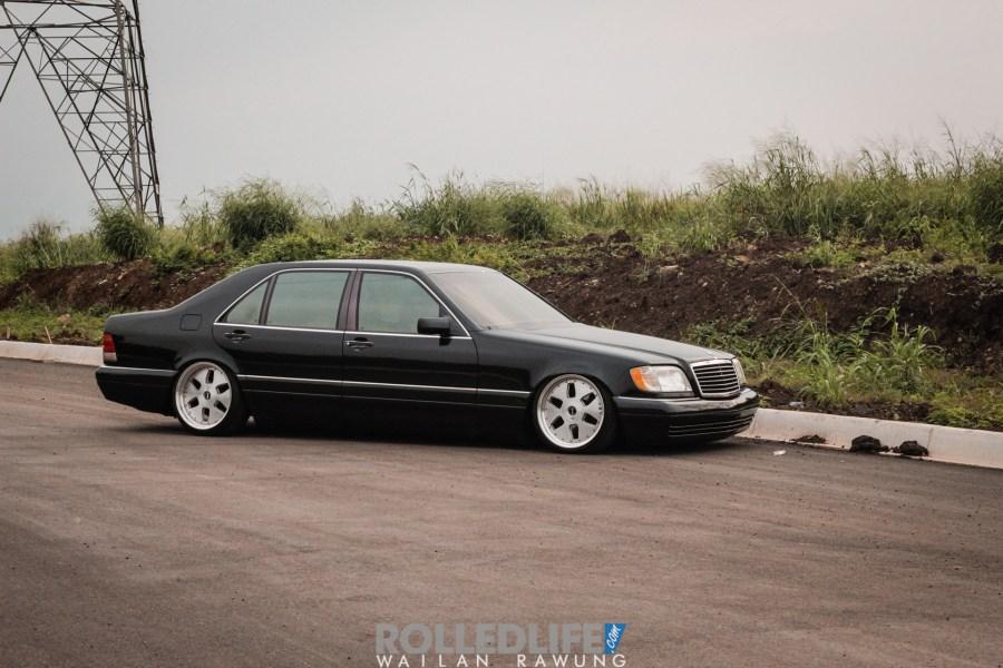 Mercedes Benz W140 S Class-22