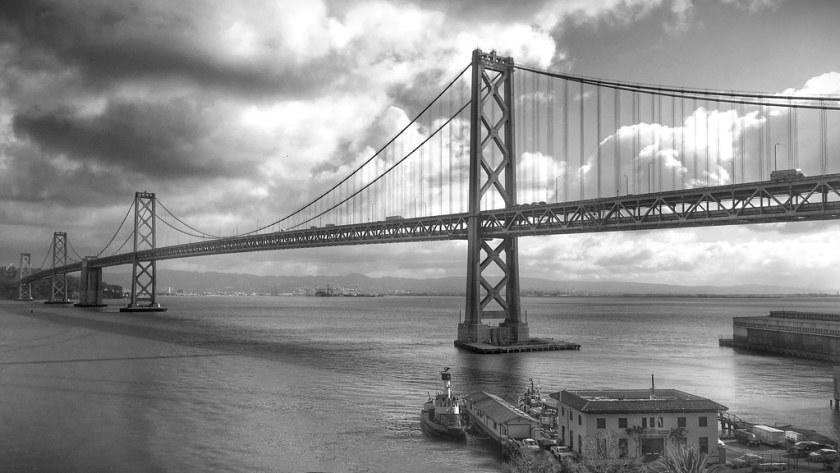 San Francisco Oakland Bay Bridge