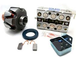 Euro Motoelectrics Upgade Kit: BOALT-BMWPLUS-2T