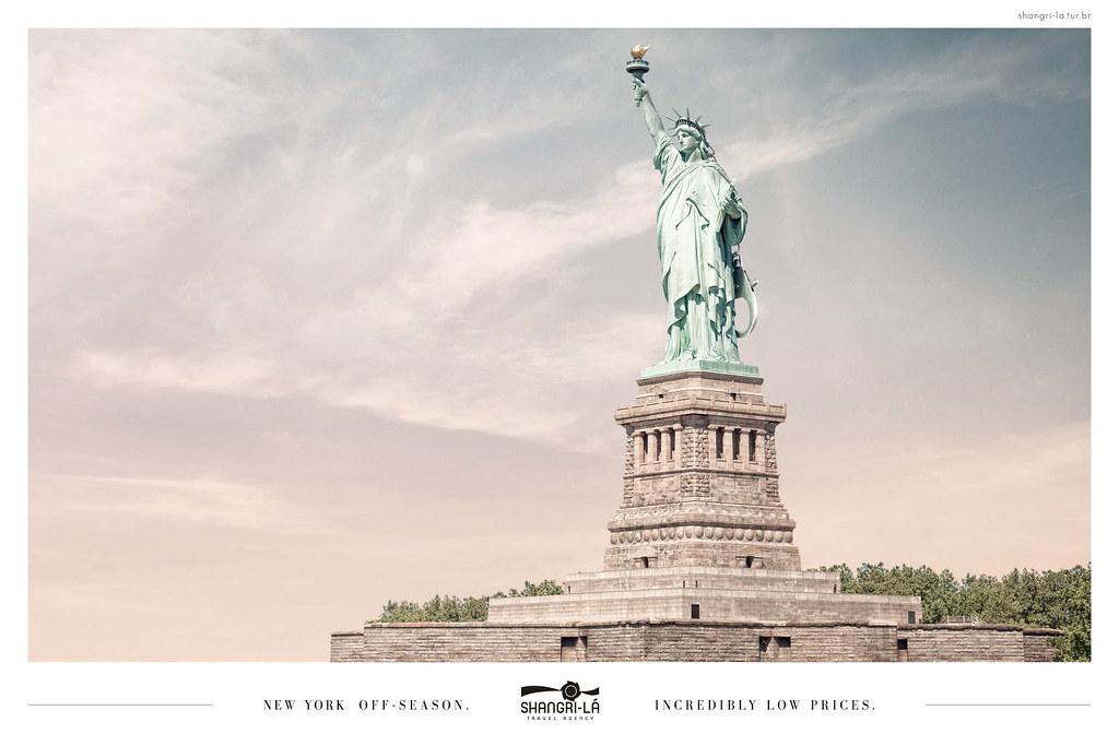Shangri-Lá Travel Agency - New York