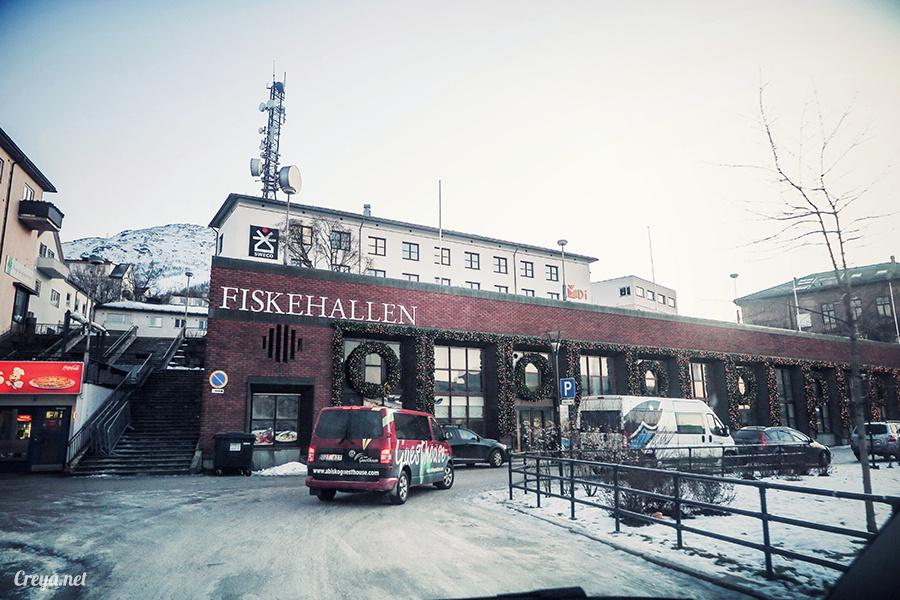 2016.02.23| 看我歐行腿 | 阿呀~一不小心就從瑞典到了挪威, Narvik 小鎮遇見地理課本中的峽灣 26.jpg
