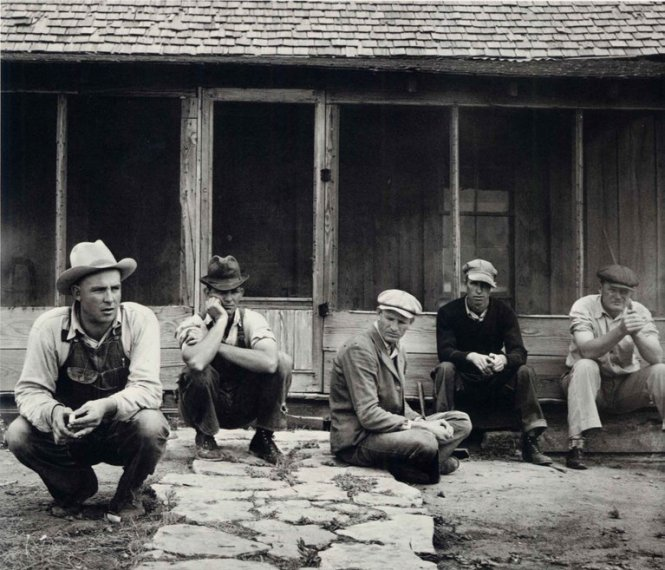 Lange_Five-tenant-farmers