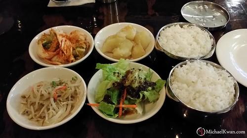 Andamiro Korean Bistro