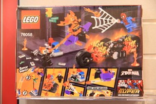 LEGO Marvel 76059 Ghost Rider Team-Up 2
