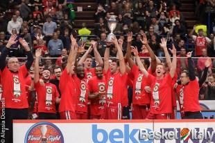 Milano campione