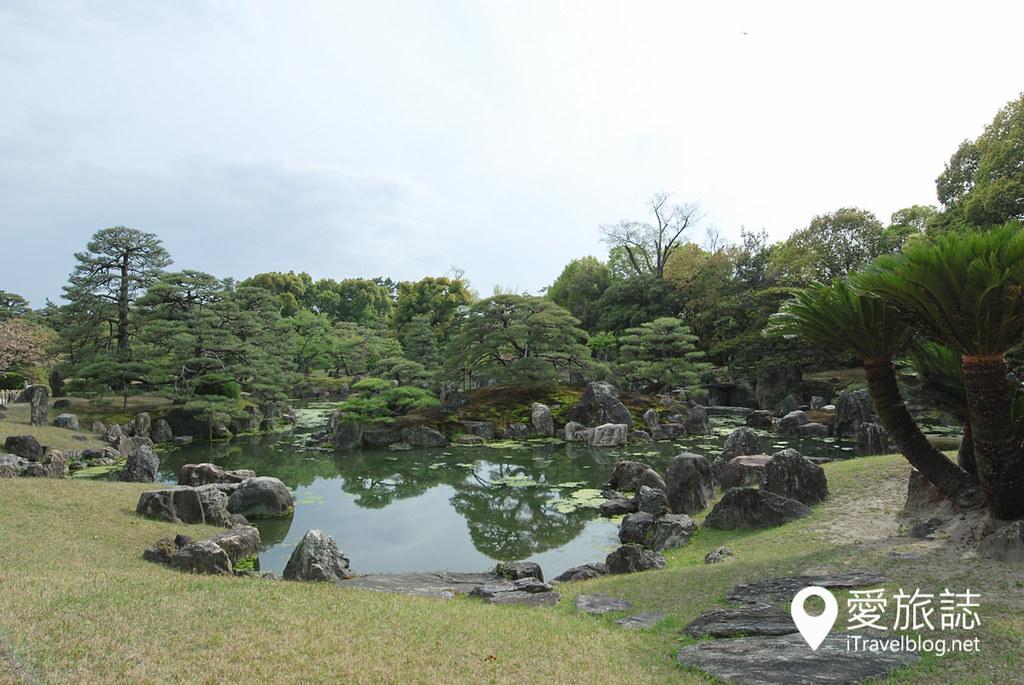 京都赏樱景点 元离宫二条城 12