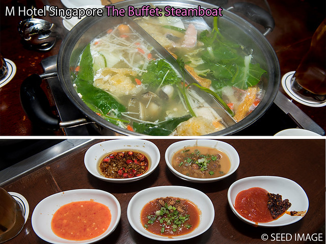 M Hotel Singapore The Buffet Steamboat
