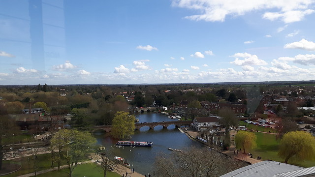 Stratford-upon-Avon Tower view