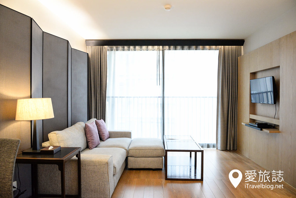 曼谷隆齊阿卡迪亞套房酒店 Arcadia Suites Bangkok by Compass Hospitality (11)