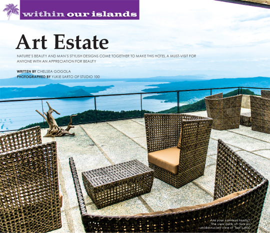 La Isla Magazine December 2015