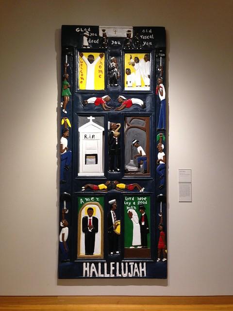 Herbert Singleton, Hallelujah Door, High Museum, Atlanta GA