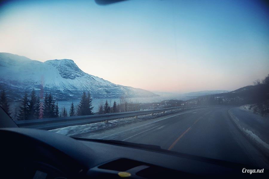 2016.02.23  看我歐行腿   阿呀~一不小心就從瑞典到了挪威, Narvik 小鎮遇見地理課本中的峽灣 18.jpg