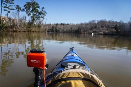 Saluda Lake Paddling-2