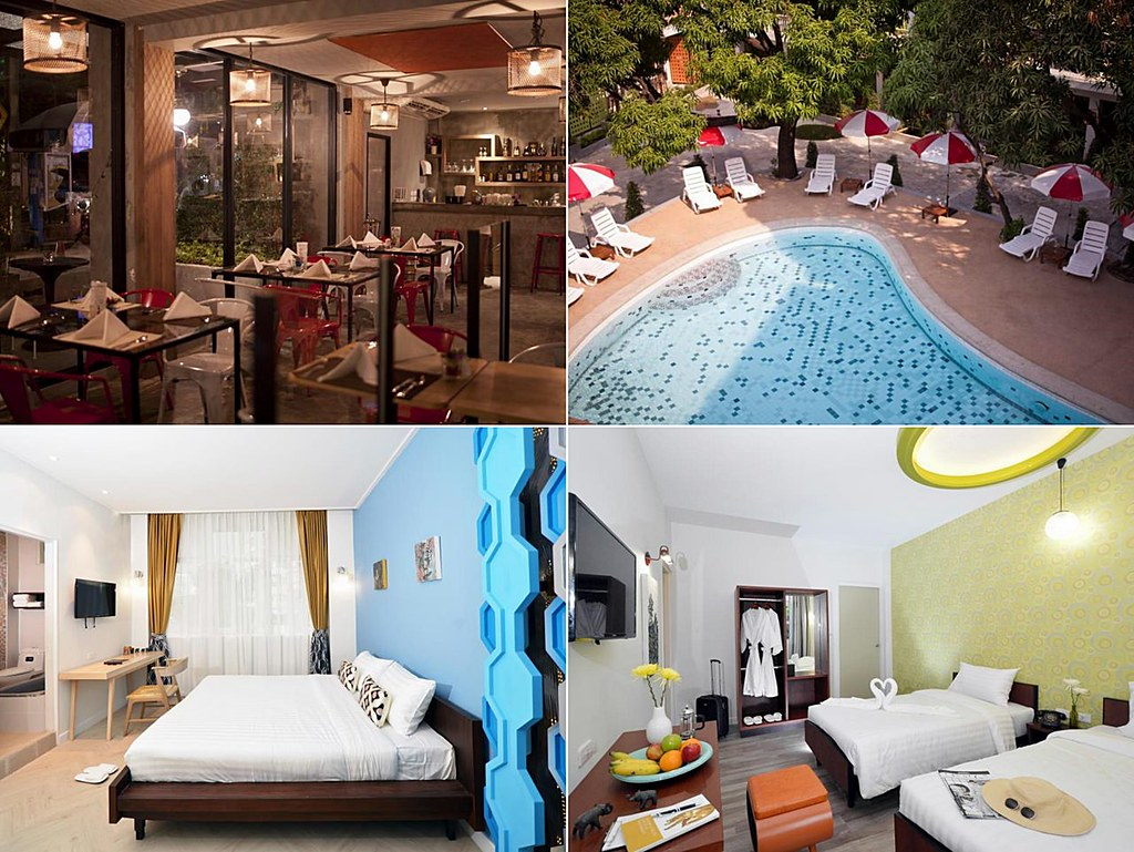 《曼谷订房笔记》2014年34家曼谷捷运沿线新开业酒店.酒店与旅馆推荐推介列入2016年住宿清单