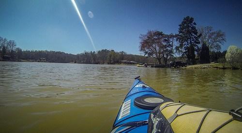 Saluda Lake Paddling-67