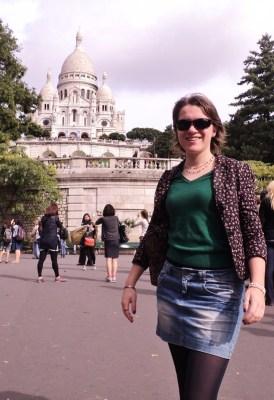 Sacre Coeur: Paris on a Budget - the tea break project solo female travel blog