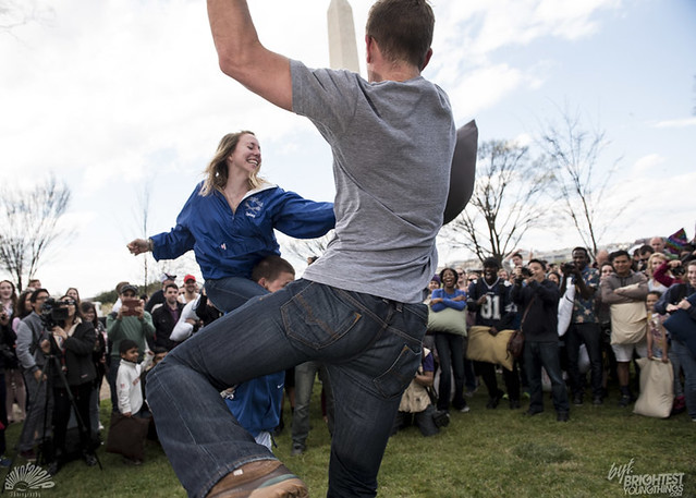 DC Pillowfight 2016