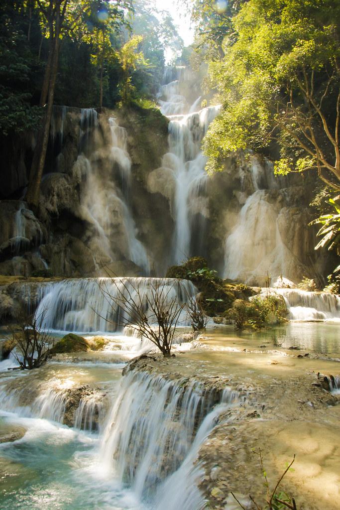 Sydøstasiens smukkeste vandfald