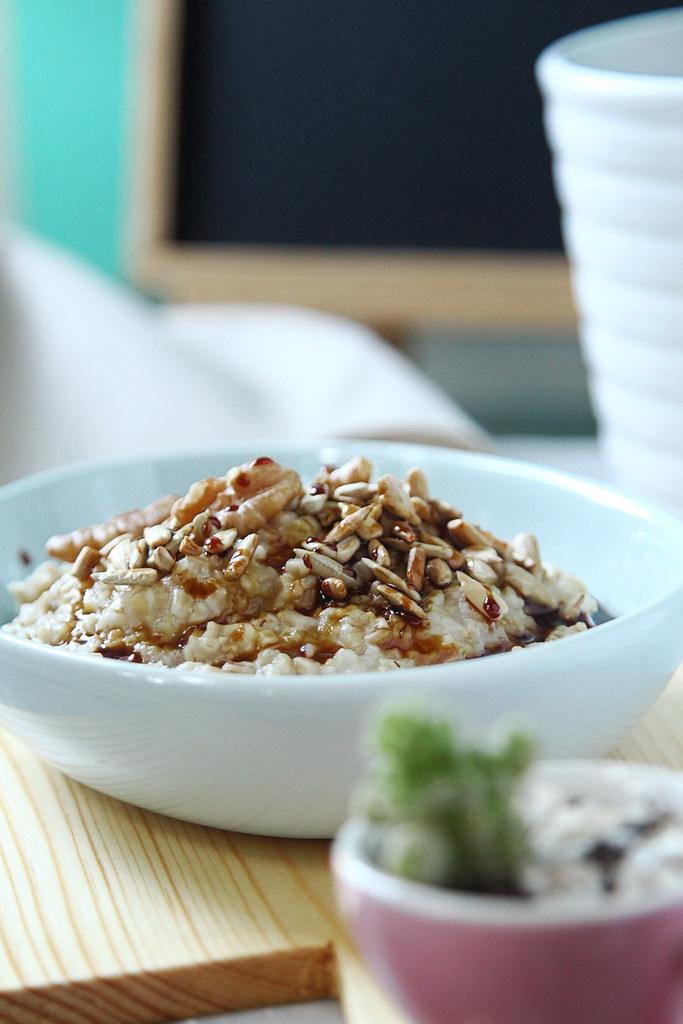 Whole Grain Cereal Breakfast