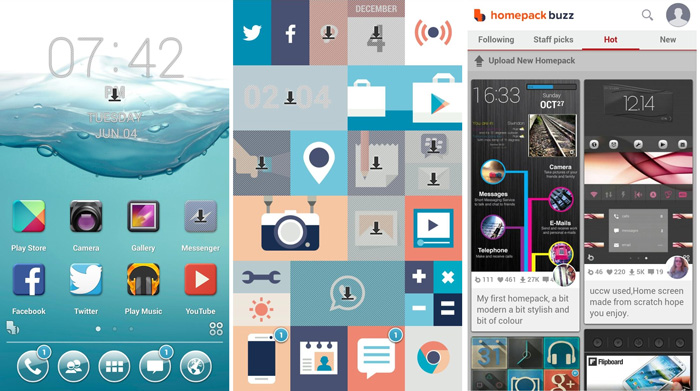 Tips and tricks for android - launcher