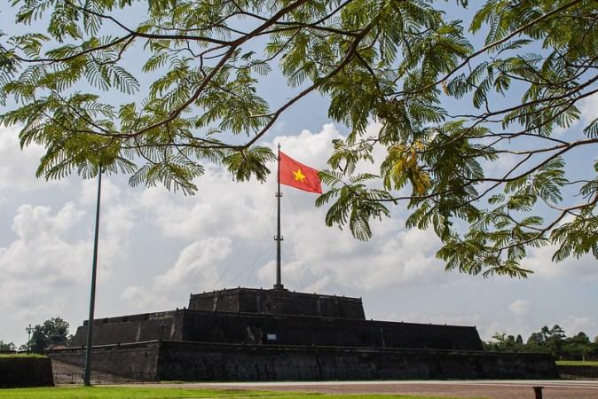 Vietnam Hue Kaiserpalast