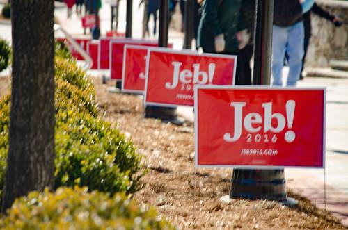 Jeb Signs