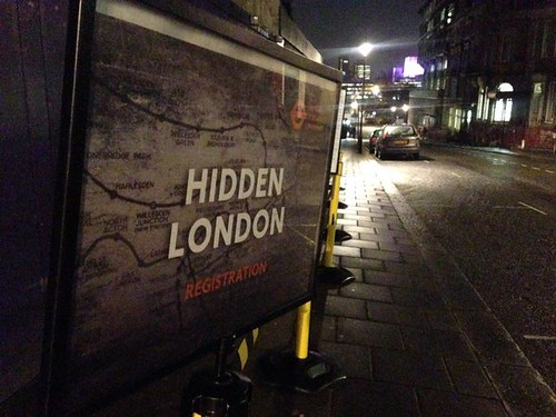 Hidden London, Aldwych Station