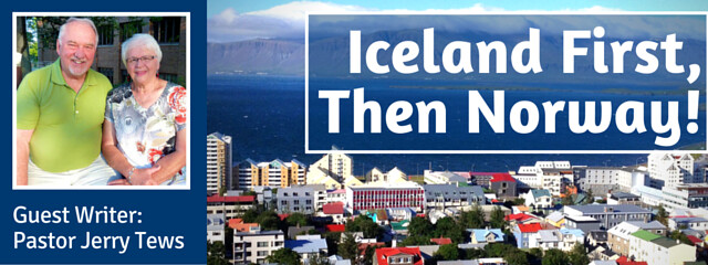 Iceland First, Then Norway!