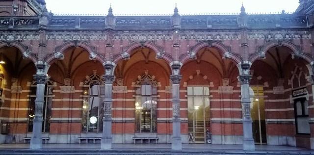 groningen train station