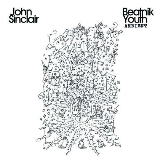 John Sinclair - Beatnik Youth Ambient - Artwork