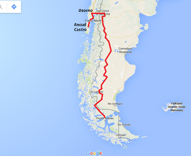 Mapa Turibus