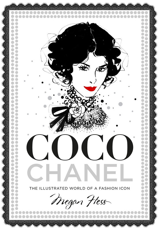 Coco Chanel by Margaret Hess