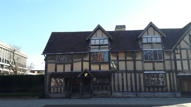 Geboortehuis Shakespeare
