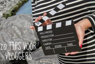 20 tips voor vloggers