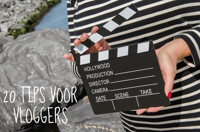 20 tips voor video - vloggers